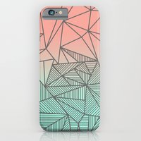 iPhone Cases featuring Bodhi Rays by Fimbis