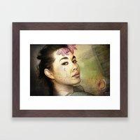 Beauty, Pt. 2 Framed Art Print