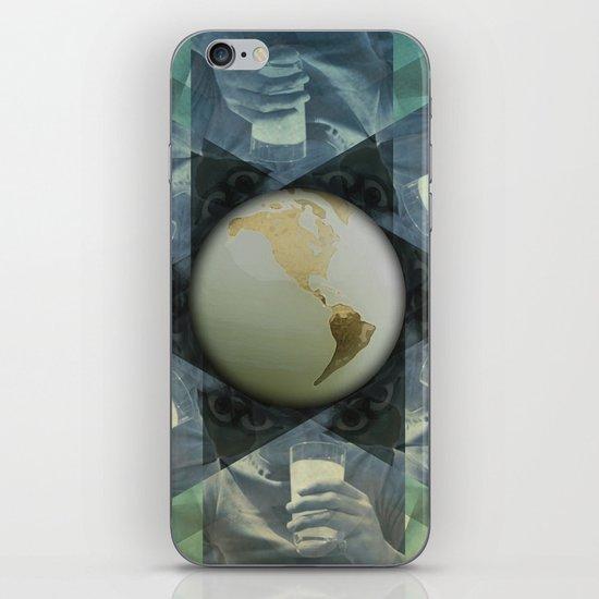 milk iPhone & iPod Skin