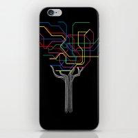 Modern Tree iPhone & iPod Skin
