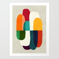 Art Print featuring The Cure For Sleep by Budi Kwan
