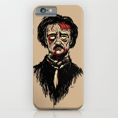 Edgar Allan Poe Zombie iPhone 6s Slim Case