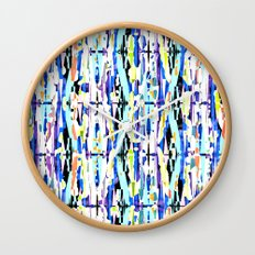 Lotty Dotty We Like To Party Wall Clock