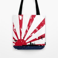 Imperial Japanese Navy Tote Bag
