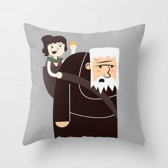 Ring Bearer Throw Pillow