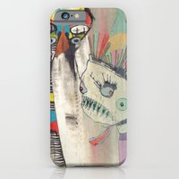 iPhone & iPod Case featuring Cantina Patrons by Arcane