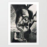 Ioan Ajuda Art Print