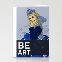 BE  ART Stationery Cards