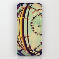 Santa Monica iPhone & iPod Skin