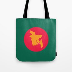 Flag | Bangladesh Tote Bag