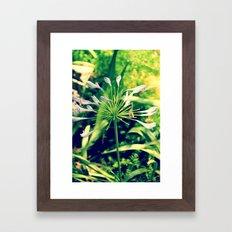 littleflowers Framed Art Print