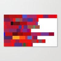 102 Wins Part 1 (2011 Phillies) Canvas Print