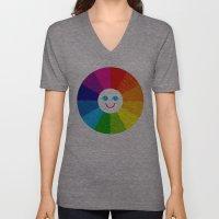Show Your True Colors Unisex V-Neck