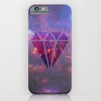 diamond iPhone & iPod Cases featuring Diamond by eARTh