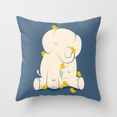 Big Mama Throw Pillow