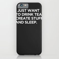 Tea iPhone 6s Slim Case