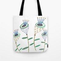 Plants, Flowers, Flower … Tote Bag