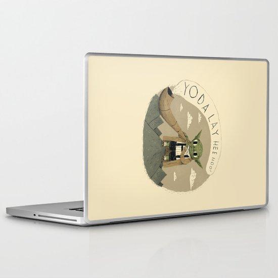 yodaling  Laptop & iPad Skin