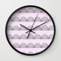 FOR A MINUTE THERE I LOST MYSELF Wall Clock