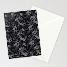 Tentacle Pattern Stationery Cards