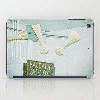 Baccala iPad Case