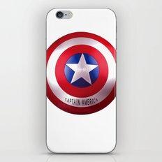Cap iPhone & iPod Skin