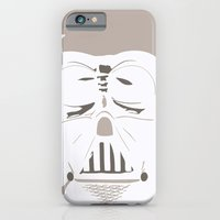 Ghost Darth Vader iPhone 6 Slim Case