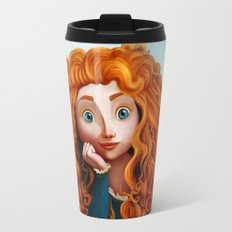 Merida The Brave Travel Mug
