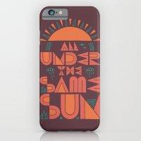 All Under the Same Sun iPhone 6 Slim Case
