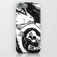 iPhone & iPod Case featuring The Mother of Music by Nick Sadek Illustration