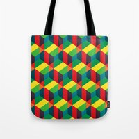 Construct (colour) Tote Bag