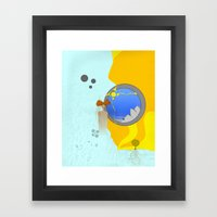 Creating Dreams Innuendo Framed Art Print