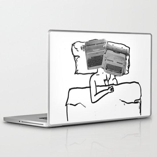 each other's type Laptop & iPad Skin