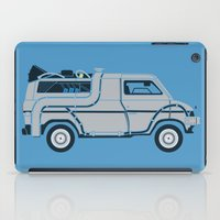 Back To The Future Delor… iPad Case