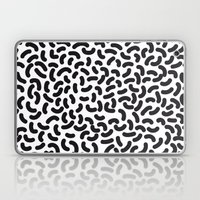 Black Worms Laptop & iPad Skin