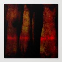 3GRACES Canvas Print