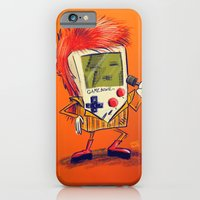 Game Bowie iPhone 6 Slim Case