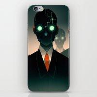 Microchip Mind Control iPhone & iPod Skin