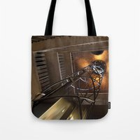 Inside The Astronomical … Tote Bag
