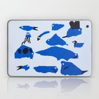 Whimsical Critters Laptop & iPad Skin