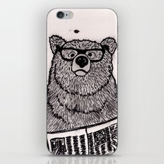 Smarter than the average... iPhone & iPod Skin