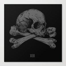 XIII Canvas Print