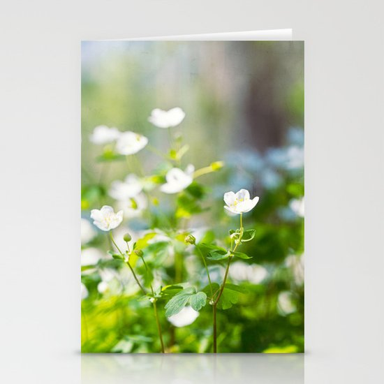 forest of dreams Stationery Card