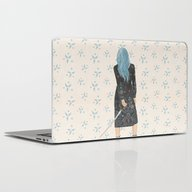 Callie Laptop & iPad Skin