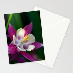 Columbine Stationery Cards