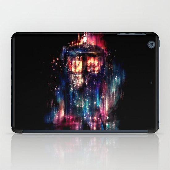 All of Time and Space iPad Case