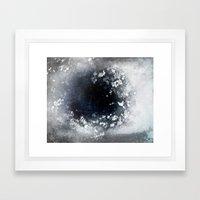 Piandemonium - Noctuidés Framed Art Print