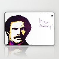 Ronnie B Laptop & iPad Skin