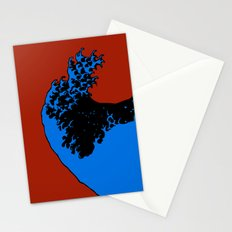 wave rider no.1 Stationery Cards