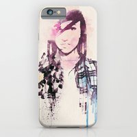 iPhone & iPod Case featuring Poxleitner LiGHTS ver.2 by  Maʁϟ